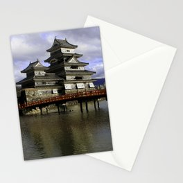 Matsumoto Castle Stationery Cards