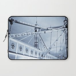 Albert Bridge London Laptop Sleeve