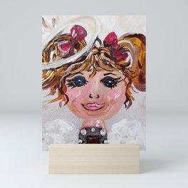 Abigail Mini Art Print