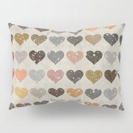 Hearts Pillow Sham