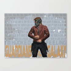 Guardians of Ooga Chaka Canvas Print