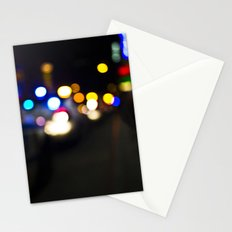 New York Lights Stationery Cards