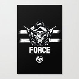 FORCE STANDARD Canvas Print