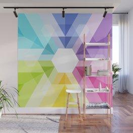 Fig. 025 Geometric shape Wall Mural