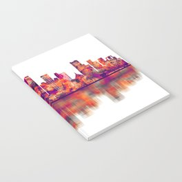Brooklyn New York Skyline Notebook