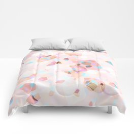 Terrazzo Crystals I. Comforters
