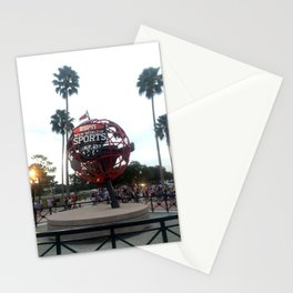 ESPN Wide World of Sports Stationery Cards