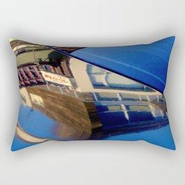 Bend And Stretch... Rectangular Pillow