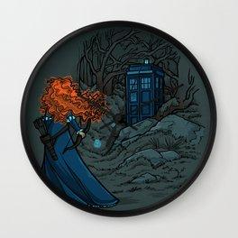 Follow Your fate Wall Clock