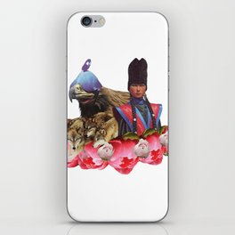 Mongolia  iPhone Skin