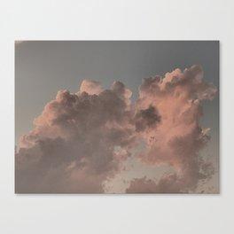 Billows Canvas Print