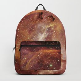 Star Clusters Space Exploration Backpack