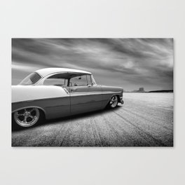 1956 Chevrolet Bel Air Coupe Canvas Print