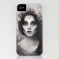 Day of the Dead iPhone (4, 4s) Slim Case