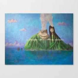I Lava You Canvas Print