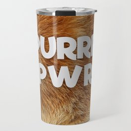 PURRR PWR Travel Mug