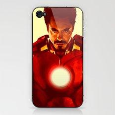 Iron Man *** iPhone & iPod Skin