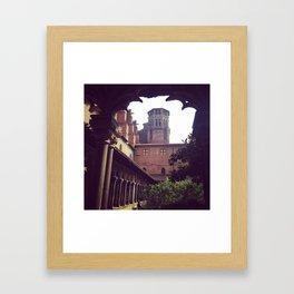 Convent Framed Art Print
