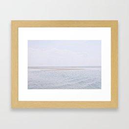 Nordic Zen Framed Art Print