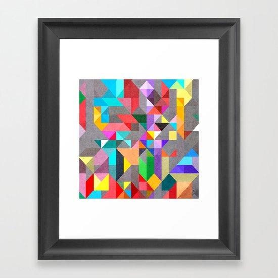 Spectre60 Framed Art Print
