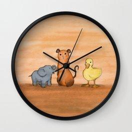 Die Sendung mit der Maus Wall Clock