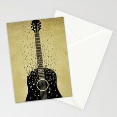 Musical ascension Stationery Cards