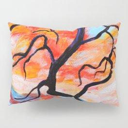 Japanese Maple Tree Pillow Sham
