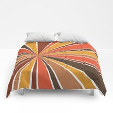 70's Star Burst Comforters