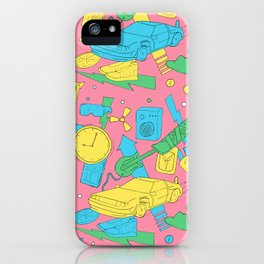 Back to the Doodles iPhone Case