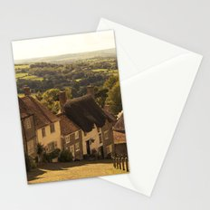 Golden Hill Stationery Cards