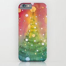 Christmas Trees Slim Case iPhone 6s