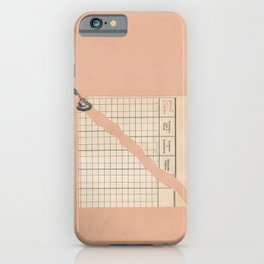 Torn Around - Vacuum iPhone Case
