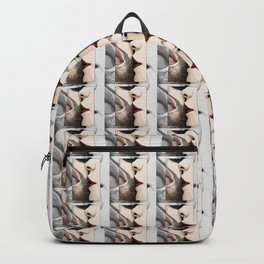The kiss Backpack