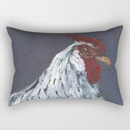 Chicken Number 2 Rectangular Pillow