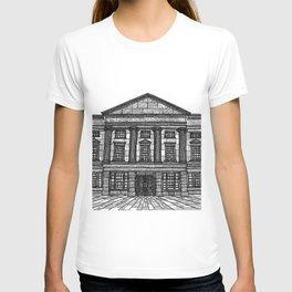 Shrewsbury Museum and Art Gallery, Black and White T-shirt