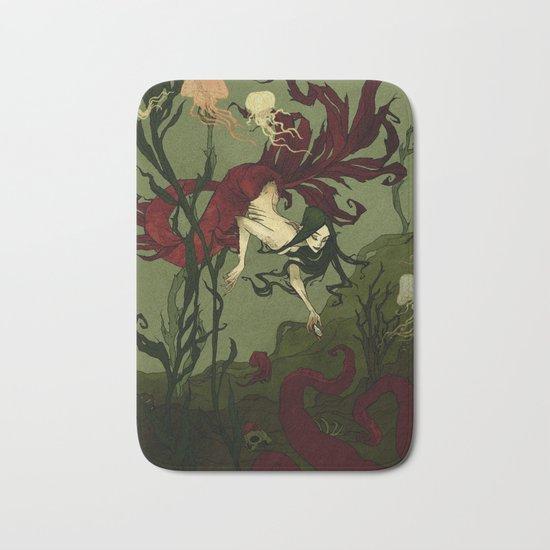 The Little Mermaid Bath Mat