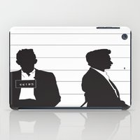 johnny cash iPad Cases featuring Johnny Cash by Jarom Ward