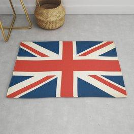 Union Jack UK Flag Rug