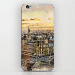 London city art 3 #london #city iPhone Skin