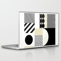parks and recreation Laptop & iPad Skins featuring Happiness recreation by MILLIE