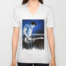John Mayer Blues Unisex V-Neck