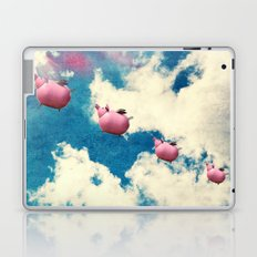 When Pigs Fly Laptop & iPad Skin