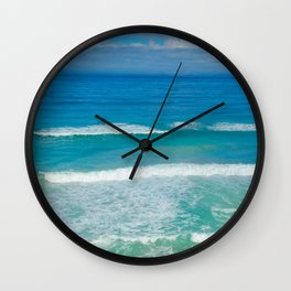 Cleansing Bliss Wall Clock
