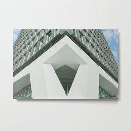 Amsterdam Architecture Building Metal Print