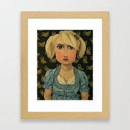 Kristy-Jane Framed Art Print