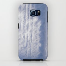 Snowy Treads iPhone Case