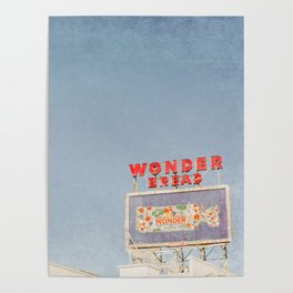 Wonder Bread Poster