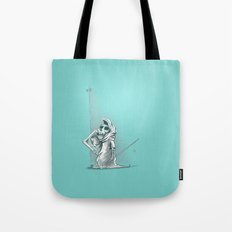 Lil Death problems - The framed picture Tote Bag