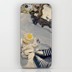 Alice iPhone & iPod Skin