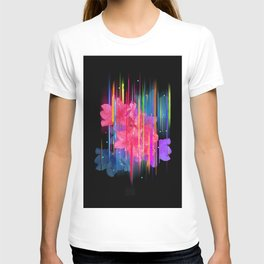 Night Blooming Bouquet T-shirt